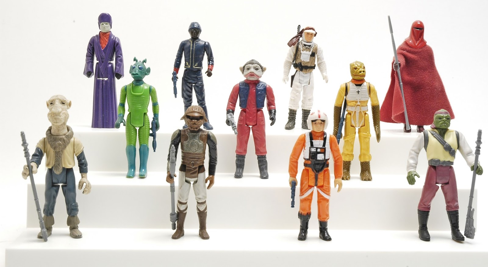 Star Wars Toys : Jared unzipped your star wars toys will not make you rich
