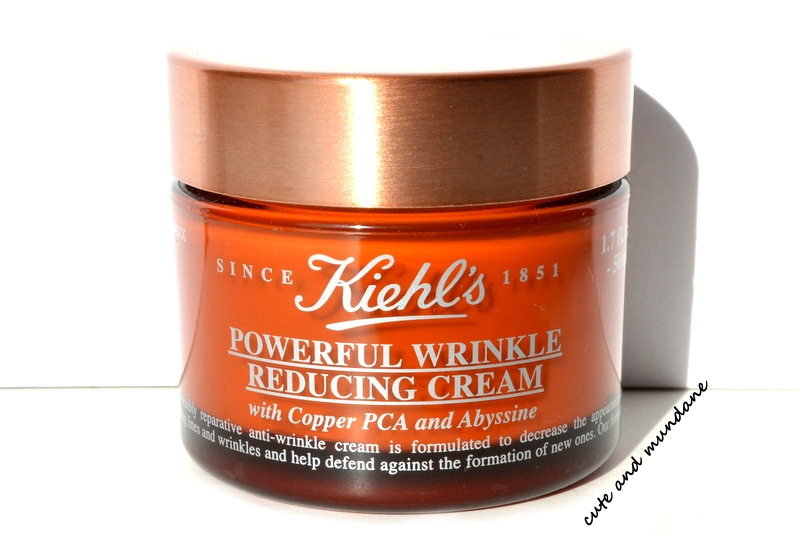 wrinkle reducing cream