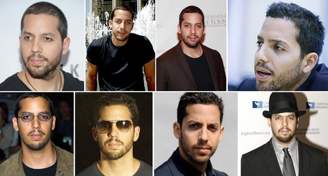David Blaine or David  Blaine White Biography