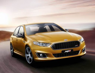 2016 Ford Falcon XR8 Ute Review