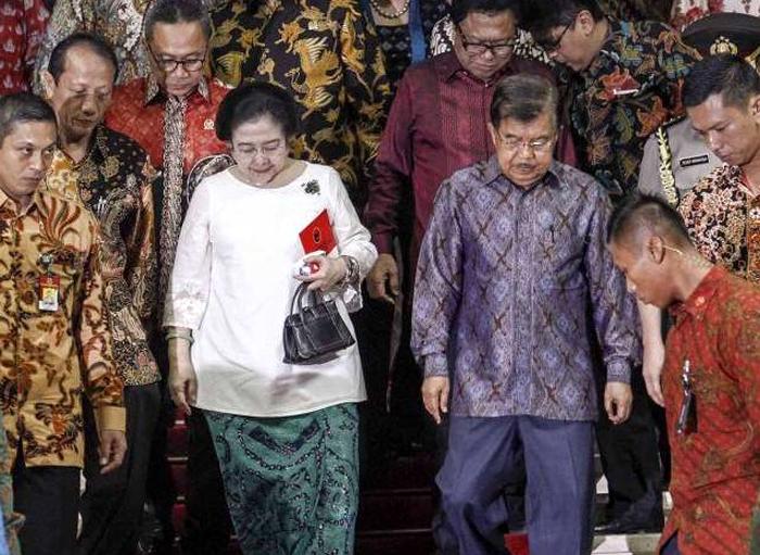 Presiden Ke-5 Megawati Soekarnoputri