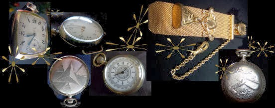 montres anciennes et de collection
