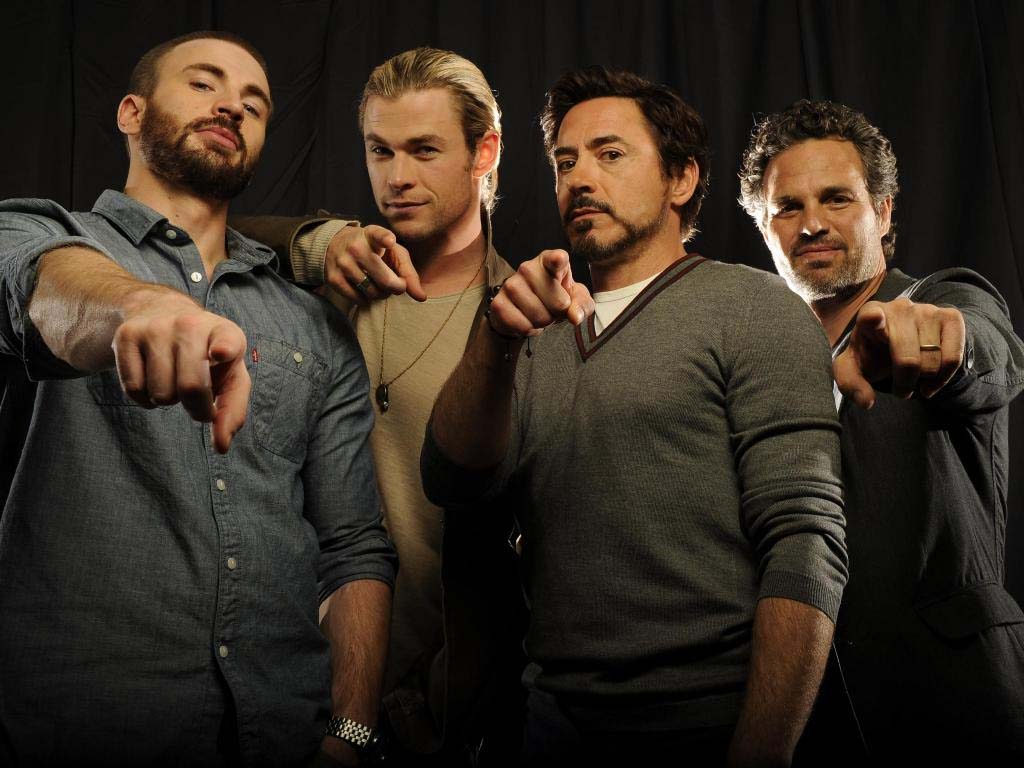 Posts From The Hideout: A Date With the Avengers 2