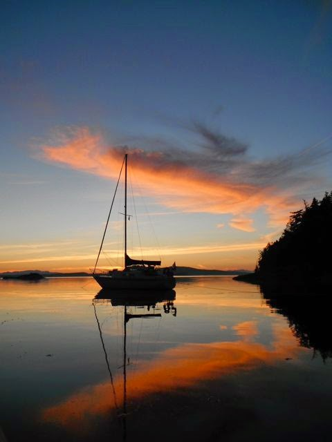 dana greyson dana grayson sailboat cruising