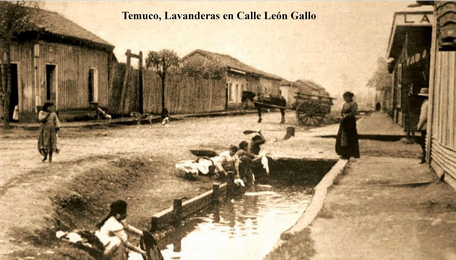 Temuco, Lonquimay, Freire y Nueva Imperial
