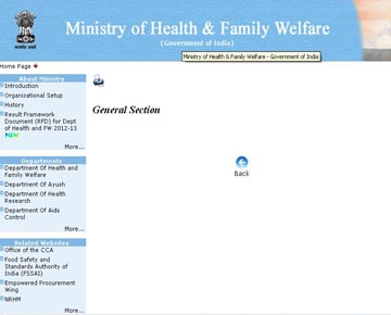 user unfriendly Indian Government websites