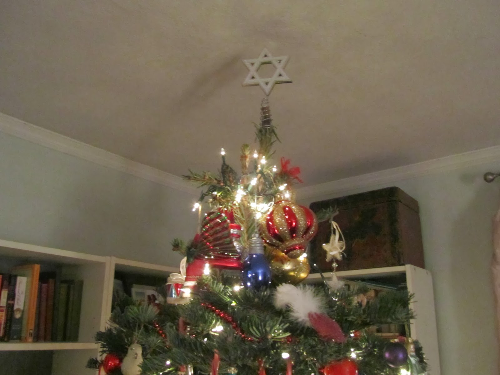 Misadventures in Motherhood: We Need a Little (Jewish) Christmas