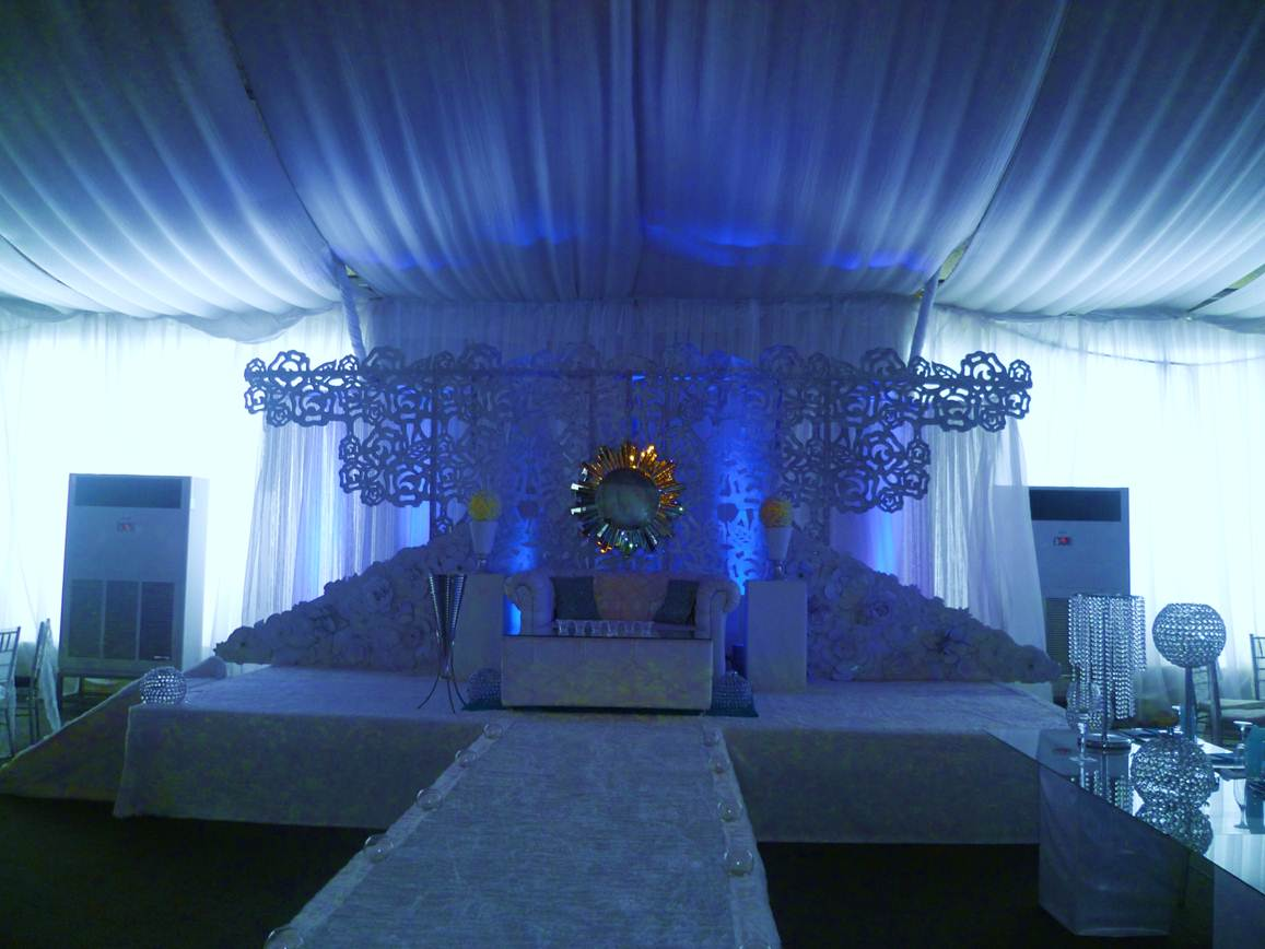 AQUARIAN TOUCH EVENTS NG: UNDER THE SEA THEMED WEDDING