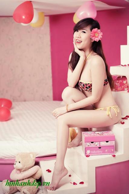 ảnh girl xinh kute hot girl Nu Phạm 41