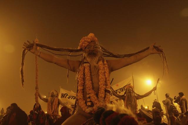 Kumbh Mela India 2013