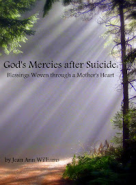God's Mercies after Suicide: Blessings Woven through a Mother's Heart by Jean Ann Williams