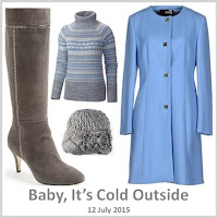 Sydney Fashion Hunter - Baby It's Cold Outside