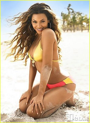Sexy Hot Black Women - Beyonce Knowles Bikini