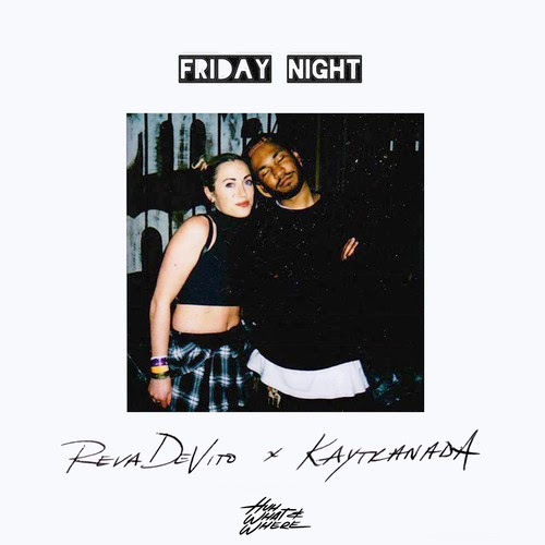 Reva DeVito links up with Kaytranada