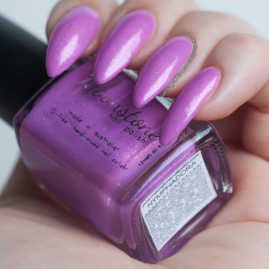 Moonstone Nail Polish Wicked Witches Collection Nymphadora