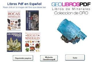 Libros de Minerales - Coleccion de Oro pagina 1