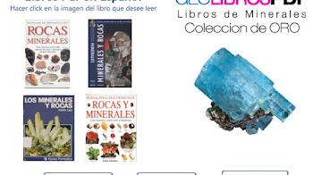 Libros de Minerales Coleccion de Oro | Software portable