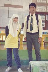 aku dan dia =)