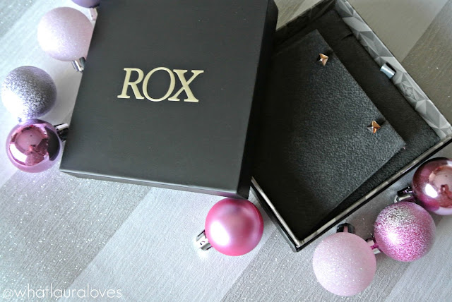 Christmas Gift Guide Rox Rose Gold Earrings