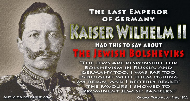 Image result for german cartoon of jews and Kaiser Wilhelm and the jews