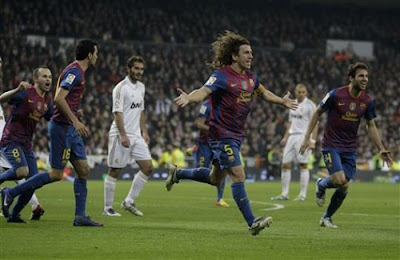 Real Madrid 1 - 2 Barcelona (2)