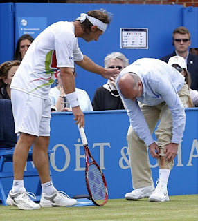 Tenistas argentinos