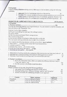 Subiecte grad II limba engleza - Galati 2013