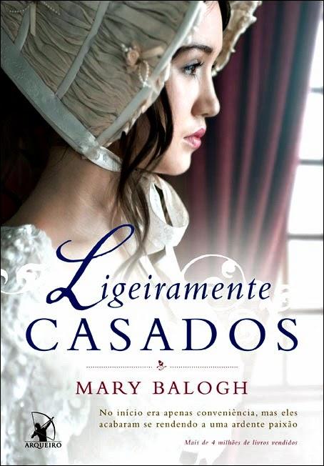 Ligeiramente Casados, Mary Balogh