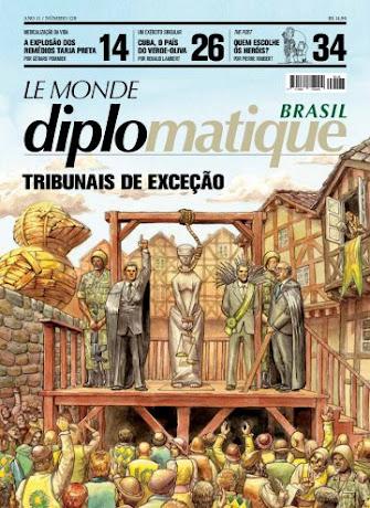 Le Monde Diplomatique: Edição Março de 2018