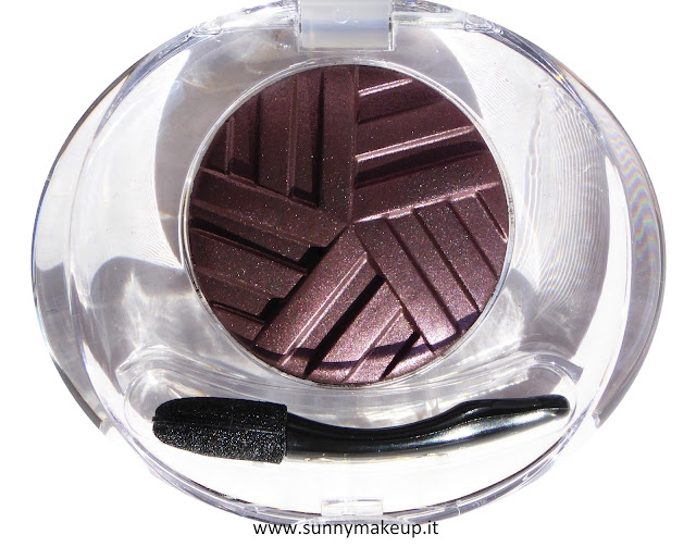 Pupa - Stay Gold!: Collezione natalizia 2015. Stay Gold! Eyeshadow. 003 Charming Burgundy.