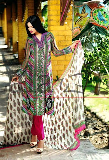 Mashaal Embroidered Collection 2015 By Lala