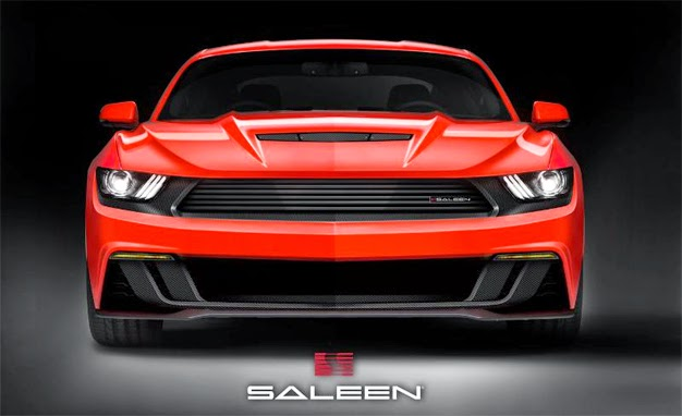 Ford Mustang On 2015