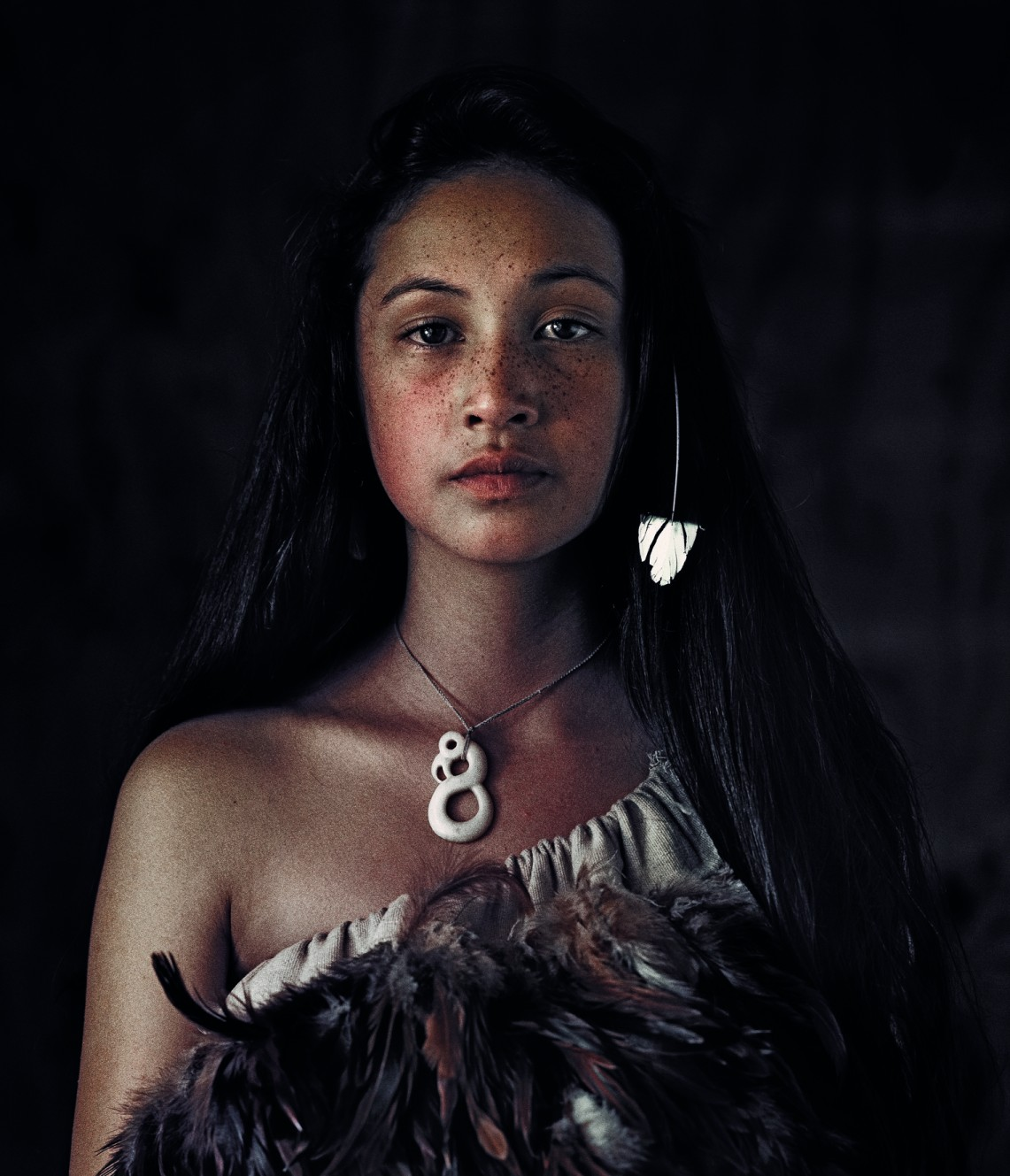 Stunning Photographs Of The World's Last Indigenous Tribes - TAUPO VILLAGE