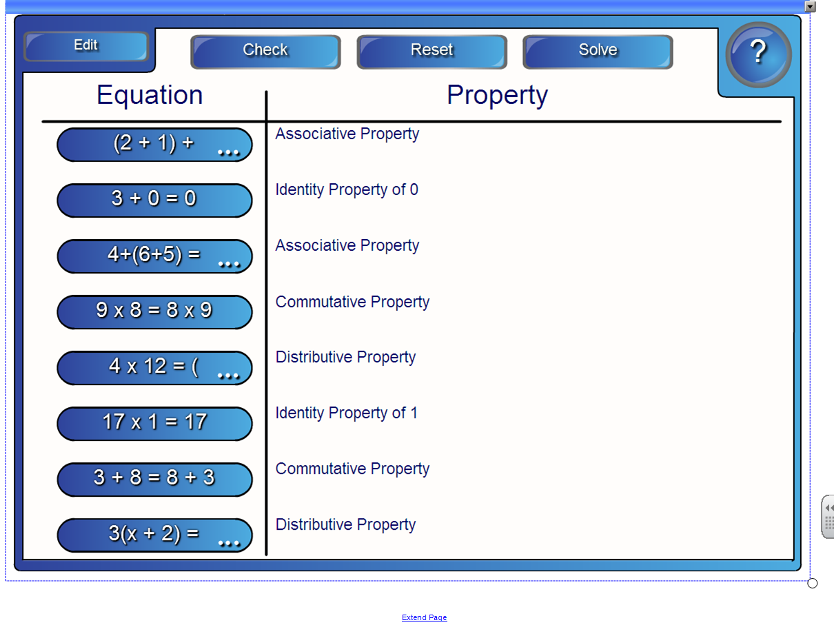worksheet Property Of Math math properties lessons tes teach properties