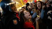 Ισπανία: Επεισόδια στην πρεμιέρα της απεργίας στην Iberia