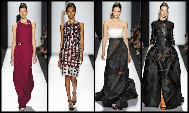 Carolina Herrera presenta  Colección Primavera 2014 en Semana de la moda de New York