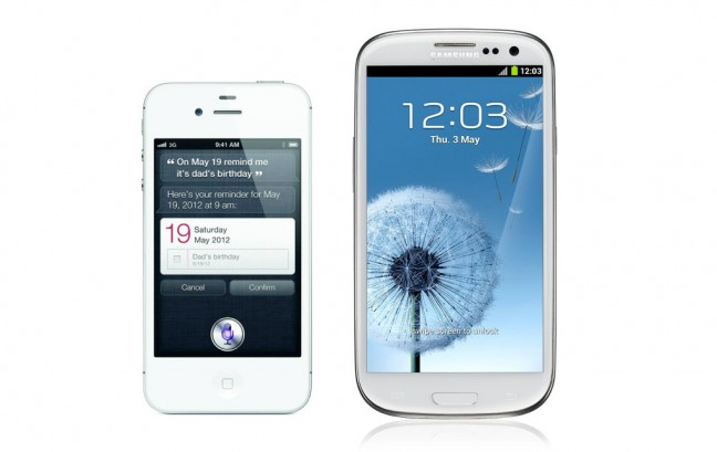 cellphone direct wholesale by China: iPhone 5 vs Samsung ...