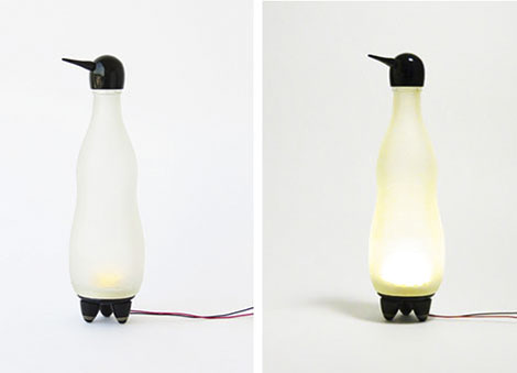 penguin lamp animal farm