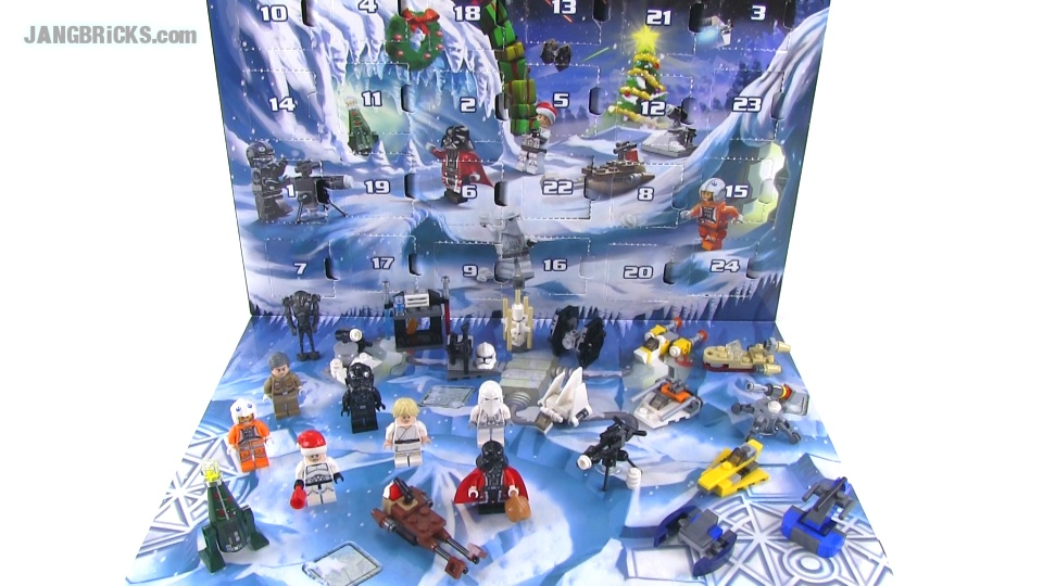 Lego Star Wars Advent Calendar 2015 | New Calendar Template Site
