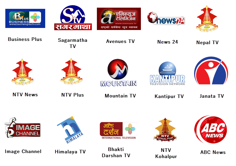 TV Channels From Nepal