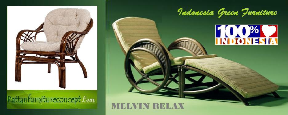 RATTAN CHAIR AND WEAVING FURNITURE MANUFACTURER FROM INDONESIA