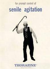 Senile Agitation