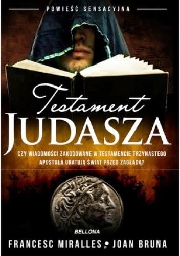 """""""Testament Judasza"""" Francesc Miralles"""