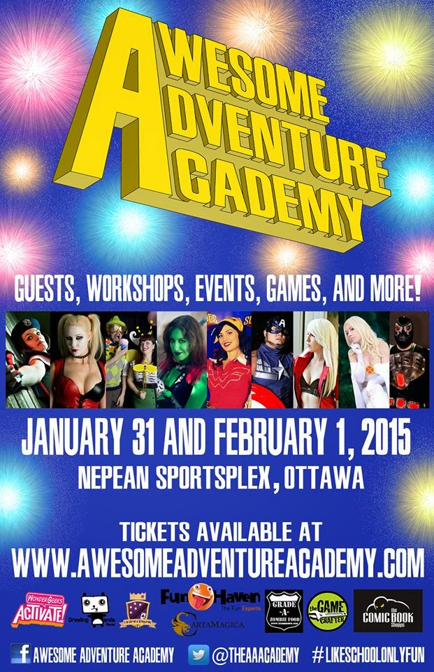 Awesome Adventure Academy