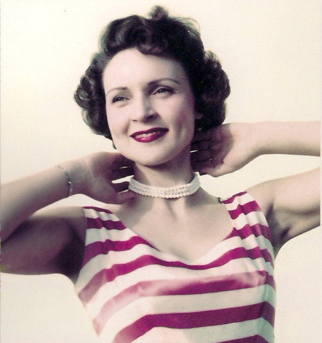 gotta sexiest golden girls betty white 1940 s
