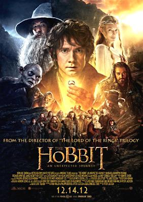 Filme Poster O Hobbit - Uma Jornada Inesperada DVDSCR MKV & RMVB Legendado