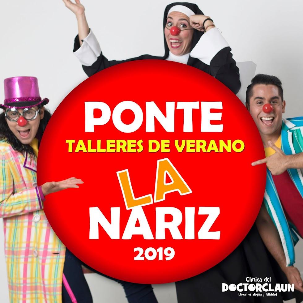Talleres Clown - Clínica del Doctor Claun