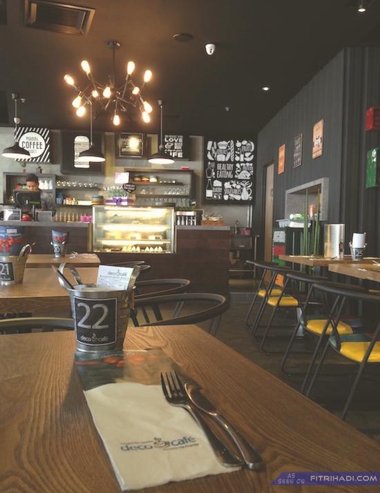 Review Hidangan Makanan Sedap di Deco Cafe 2