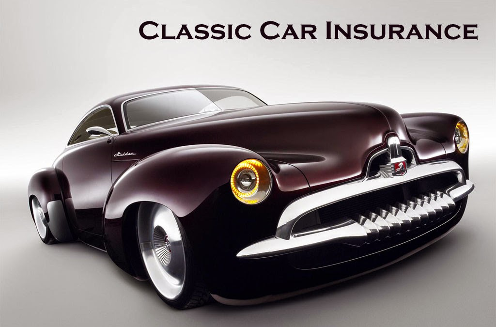 How To Get Cheap Classic Car Insurance | Vintage Car Insurance