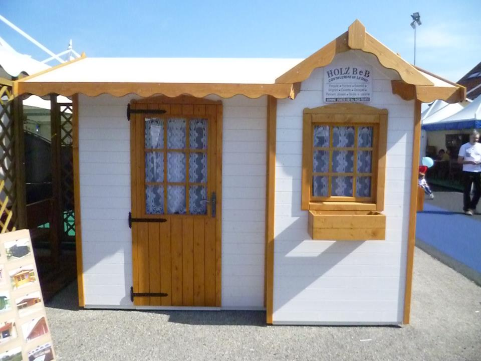Holz bb costruzioni in legno fiera di udine casa for Fiera casa moderna udine